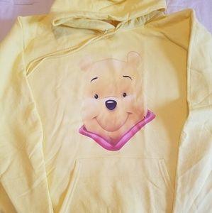 Sweaters - Winnie the Pooh Adult Hoodie